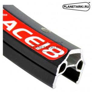 """Обод 26"""" ALEXRIMS ACE18 черный"""