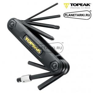 Набор инструментов Topeak X-Tool черный