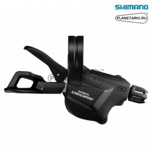 Шифтер Shimano Deore SL-M6000-IR, правый, 10 ск., черный, ISLM6000RA