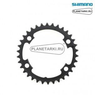 Ведущая звезда Shimano для FC-R3000, 34T, BCD 110, черный, Y1VC34000