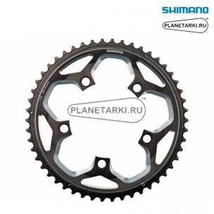 Ведущая звезда Shimano для FC-RS500, 52T, BCD 110, черный, Y1PR98060