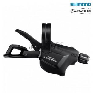 Шифтер Shimano Deore XT SL-M6000-IR, правый, 10 ск., черный, ISLM6000RA1