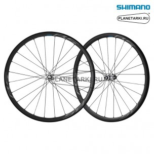 """Колеса 28"""" Shimano RS770, C.Lock, черные, EWHRS770C30P12L"""