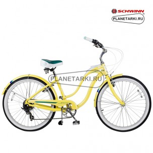 Schwinn Hollywood 2015 Yellow