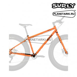 Рама Surly Pugsley FAT