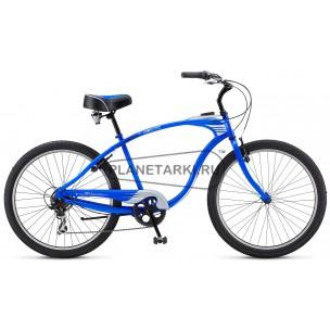 Велосипед Schwinn Corvette 2014 blue