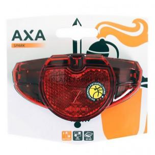 задний фонарь на багажник axa rear light spark led battery on/off 50/80mm