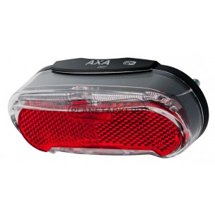 задний фонарь axa rear light riff led battery on/off 50/80mm