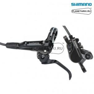 Тормоз дисковый передний SHIMANO MT501 (калипер BR-MT500, черный, EMT5012KLFPRA100