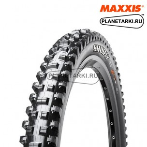 "Покрышки MAXXIS Shorty 3C/TR/DH, TPI 60x2, 27.5""х2.50 black"