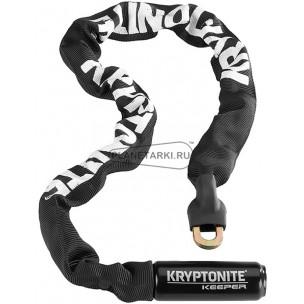цепь kryptonite keeper 785 черная