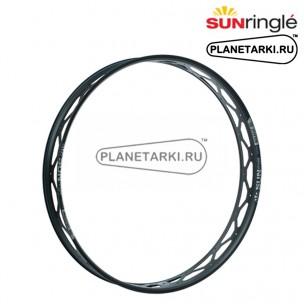 "Обод 27.5""+ SunRingle Mulefut 80 SL Black"