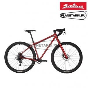 Велосипед Salsa Fargo Apex 1 2020 red