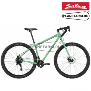 Велосипед Salsa Fargo GX 2X10 2019 forest service green
