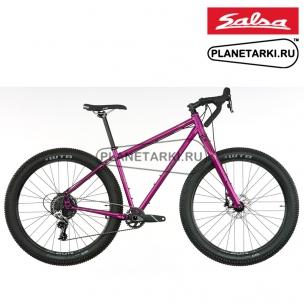 Велосипед Salsa Fargo Rival 1 (27,5+) 2019 purple