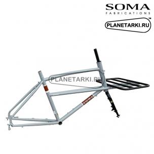 Рама Soma TRADESMAN CARGO (без переднего багажника)