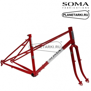 Рама Soma BUENA VISTA (FOR RIM BRAKE)