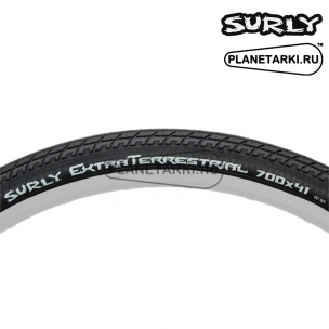 Покрышки Surly  ExtraTerrestrial 700x41C, 60TPI, TR