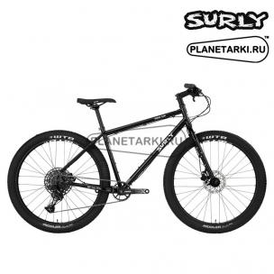 Велосипед Surly Bridge Club 27.5, dark black