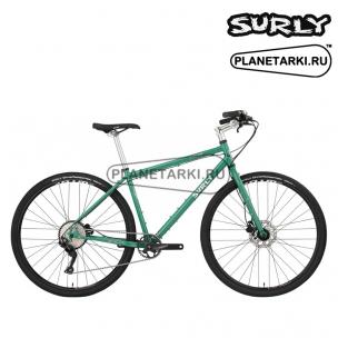 Велосипед Surly Bridge Club 700С, illegal smile green