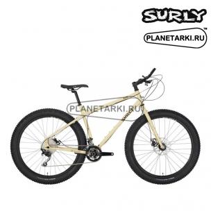 Велосипед Surly ECR 27.5, beige pantsuit