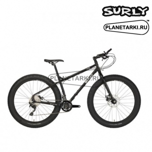 Велосипед Surly ECR 27.5, blacktacular