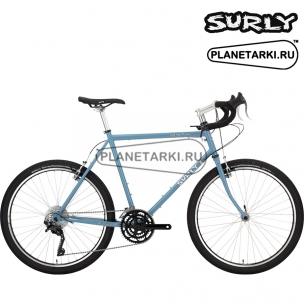 "Велосипед Surly Long Haul Trucker 26"", blue suit of leisure"