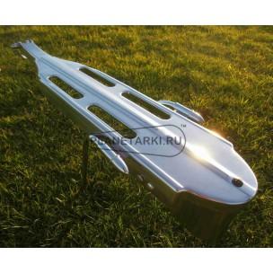 багажник  electra torpedo для круизера