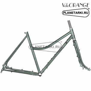 Рама Velo Orange Polyvalent Low Kicker