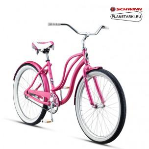 Schwinn Slik Chik pink