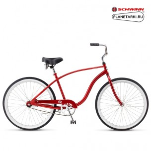 SCHWINN CRUISER ONE 2014 red