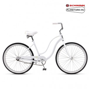 SCHWINN CRUISER ONE WOMENS 2014 WHITE