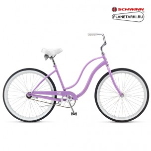 SCHWINN CRUISER ONE WOMENS 2014 LAVENDER