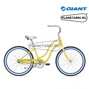 Giant Simple Single W 2016 желтый