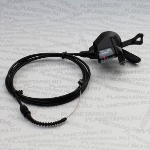 Дискретный шифтер Shimano Alfine 11 SG-S700, черный, ISLS700210ALL