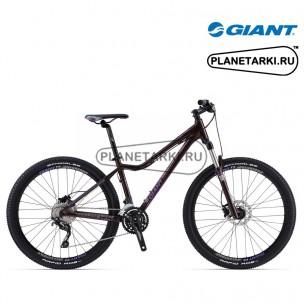 Велосипед Giant Tempt 27.5 2 2014 кофейный
