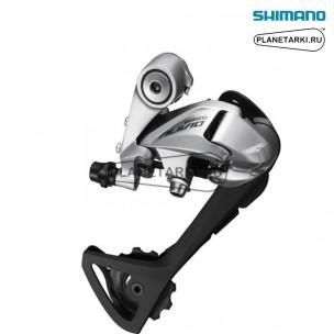 ПЕРЕКЛЮЧАТЕЛЬ ЗАДНИЙ SHIMANO ALIVIO RD-T4000 SGS серебро, ERDT4000SGSS