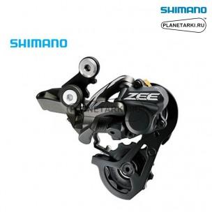 ПЕРЕКЛЮЧАТЕЛЬ ЗАДНИЙ SHIMANO ZEE RD-M640 SS RD черный, IRDM640SSC