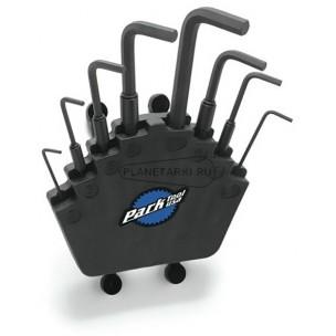 профессиональный набор шестингранников park tool, 1.5-10мм