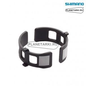 адаптер переключателя shimano sm-ad17-m черный, y57y98040