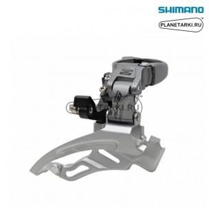 переключатель передний shimano alivio fd-m4000 серебро, efdm4000dsx6