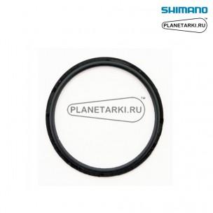 проставочное кольцо shimano b(0.7мм) черный, y1sg12000