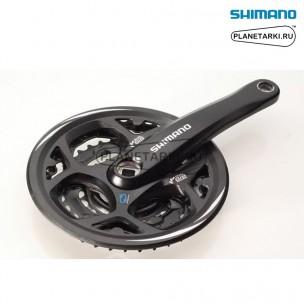 система shimano altus fd-m311 черный, efcm311c222cl