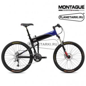 MONTAGUE SWISSBIKE X90 2015 черный/синий