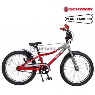 Schwinn Aerostar 2016 red