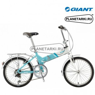 Велосипед Giant Fd-806 2016 синий