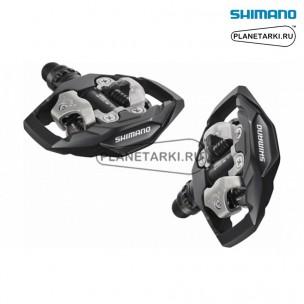 педали shimano pd-m530 spd черные, epdm530