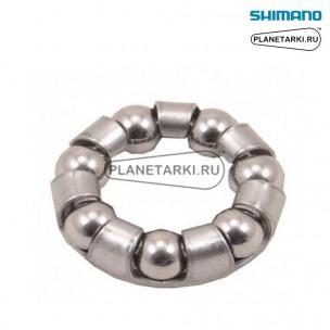 """ПОДШИПНИК SHIMANO A (1/4"""") серебро, Y32190220"""
