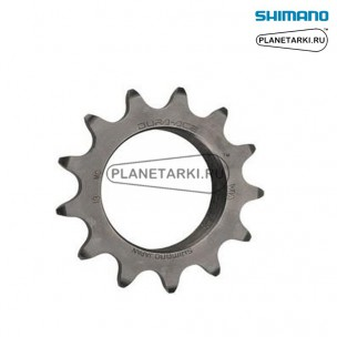 звезда ведомая shimano dura-ace track ss-7600 15t, y27915000