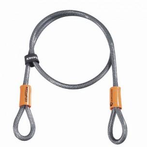 трос kryptonite kryptoflex 410 double loop cable